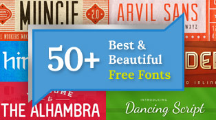 50-best-beautiful-elegant-free-fonts-download