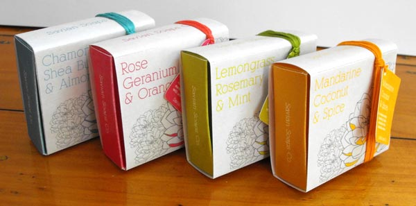 25+ Cool & Creative Soap Packaging Design Ideas