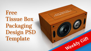 Free-Wooden-Speaker-Tissue-Box-Packaging-PSD-Template