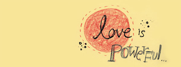 Love-is-powerful-facebook-profile-photo
