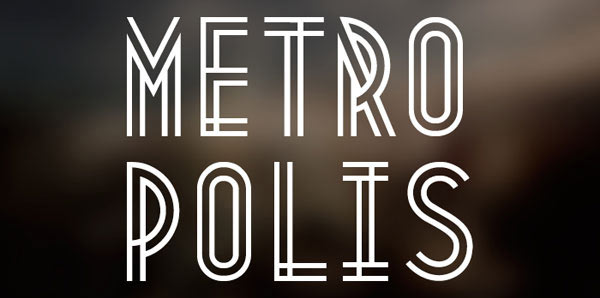 Metropolis-best-beautiful-elegant-free-fonts-download