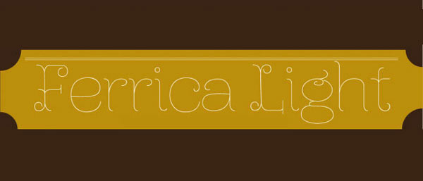 New-Ferrica-Light-best-beautiful-elegant-free-fonts-download