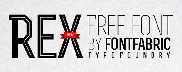 New-Rex-Font-For-2012-best-beautiful-elegant-free-fonts-download
