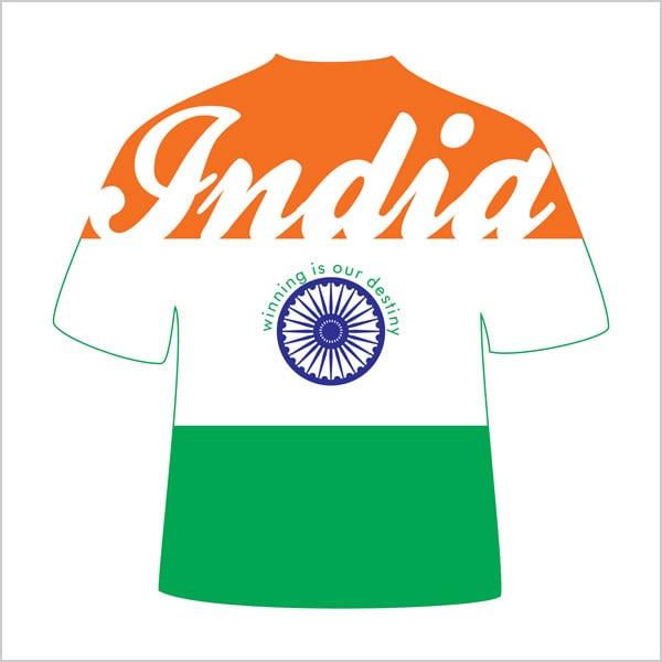Olympics-2012-India-t-shirt-design