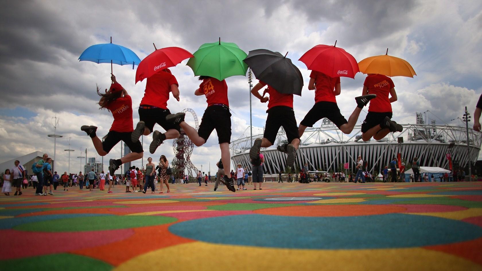 Beautiful London Olympics 2012 Games Latest Photos & HD
