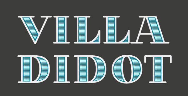 Villa-Didot-best-beautiful-free-fonts-download