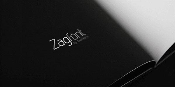 ZAG-regular-bold-best-beautiful-elegant-free-fonts-download