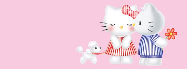 Hello-Kitty-Cute-cover-profile-Facebook