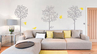 Beautiful-Designs-Of-Wall-Stickers-Wall-Art-Decals-To-Decor-Your-Bedrooms