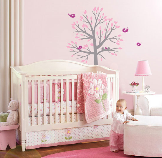 Beautiful Wall Stickers Wall Art Tree Decals to decor kids room 5 50+ Beautiful Designs Of Wall Stickers / Wall Art Decals To Decor Your Bedrooms