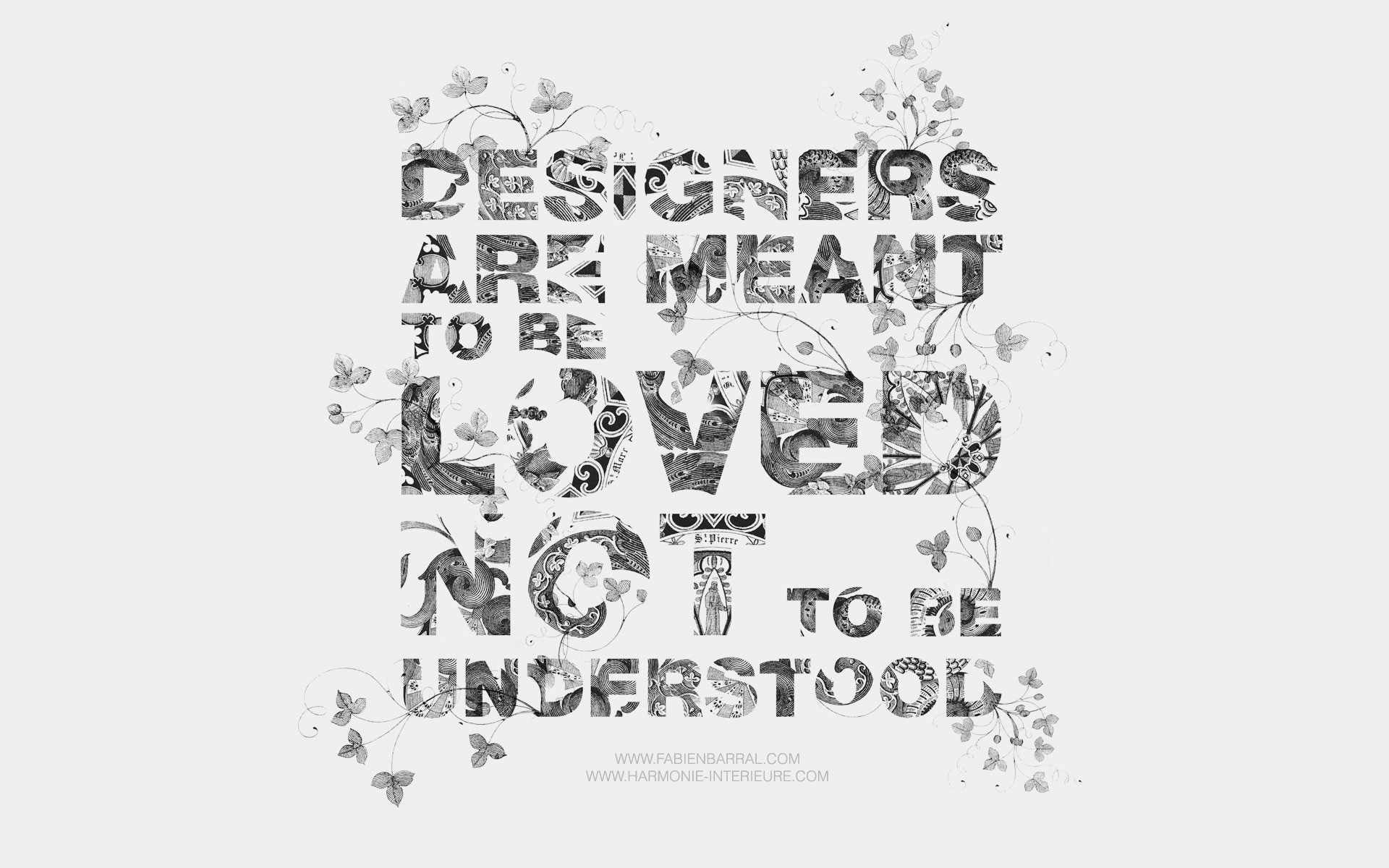 believe in design good design  Design that makes you happy   Cool Typography Designs