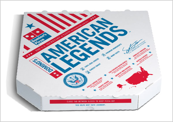 Domino's-pizza-american-legend-packaging-design