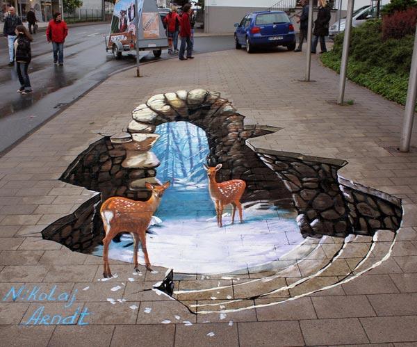Fairy_Tale_3D-Street-Art-Painting