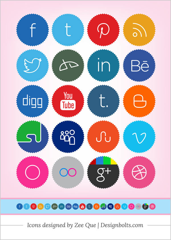 Free-Cute-Minimalist-Social-Media-Icon-Set-(256-x-256-PNG)