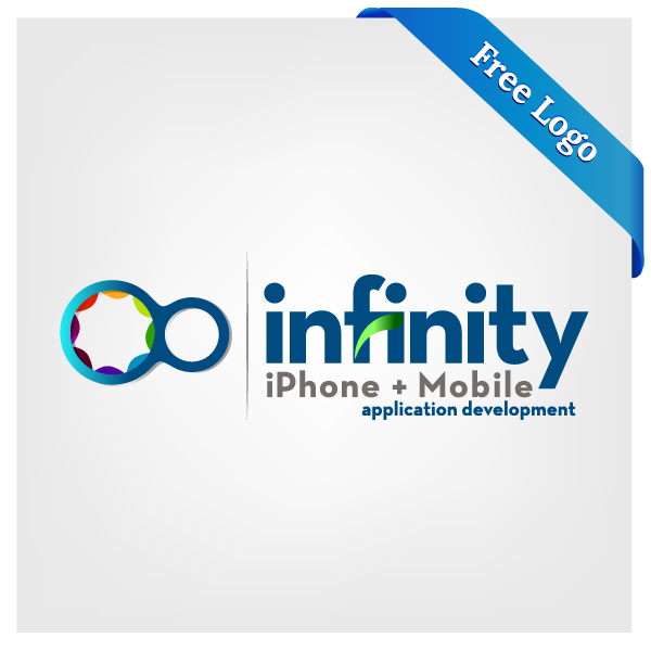 Free-Vector-Infinity-iphone-mobile-application-development-Logo-Download
