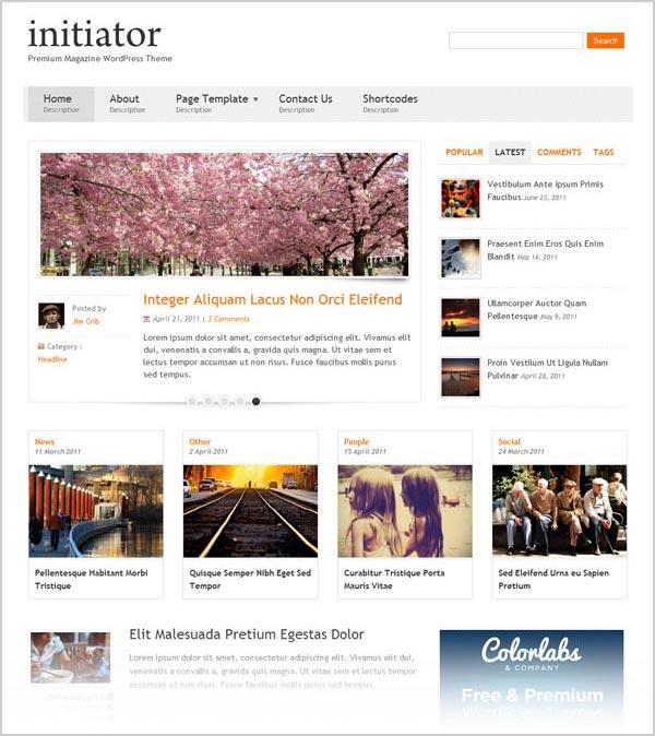 Initiator-premium-responsive-Magazine-wordpress-theme