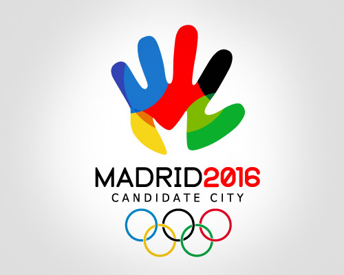 olympics madrid 2012 logo design idea logo design idea - Logo Design Idea