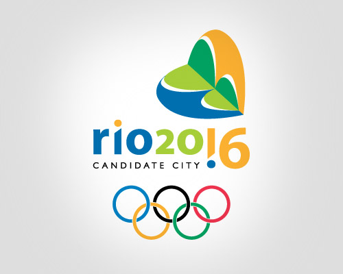 olympics rio 2016 logo design idea creative logo design ideas - Logo Design Idea