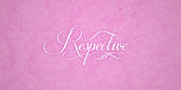 Respective-Best-Beautiful-Free-Script-Font