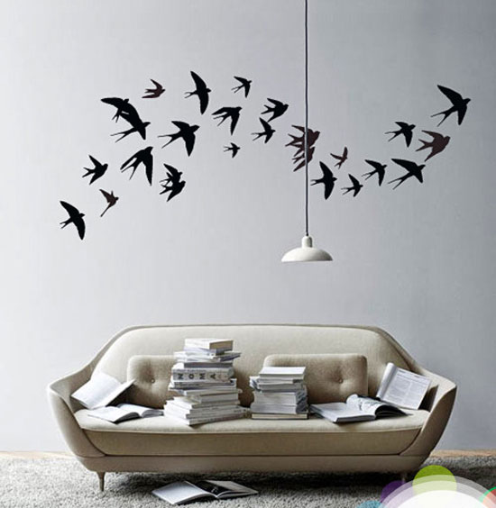 Vinyl Removable Wall Stickers 2