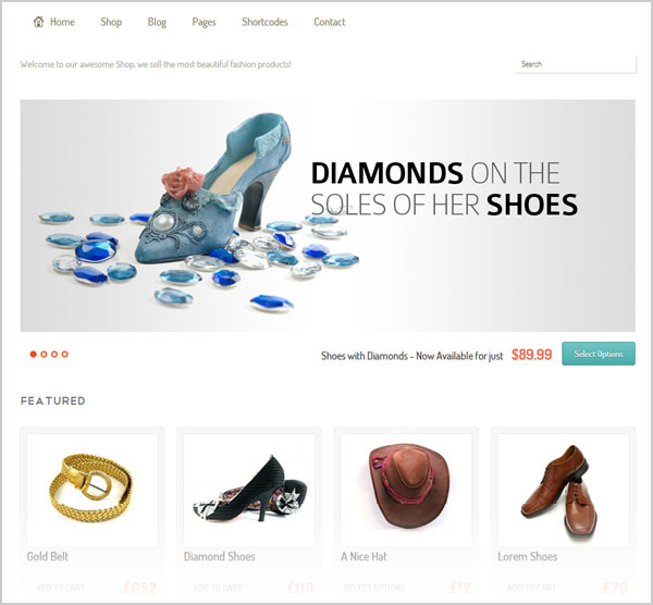 bonfire-eCommerce-Premium-WordPress-Theme-for-footwear