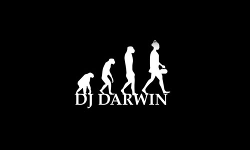 dj-darwin-Cool-Creative-Logo-Logotypes-Example