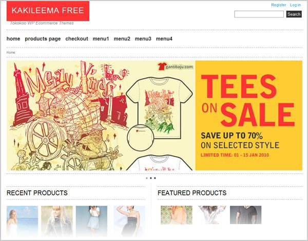 kakileema-free-eCommerce-Premium-WordPress-Theme-for-tshirt-footwear