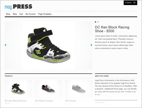 mag-press-eCommerce-Premium-WordPress-Theme-for-footwear