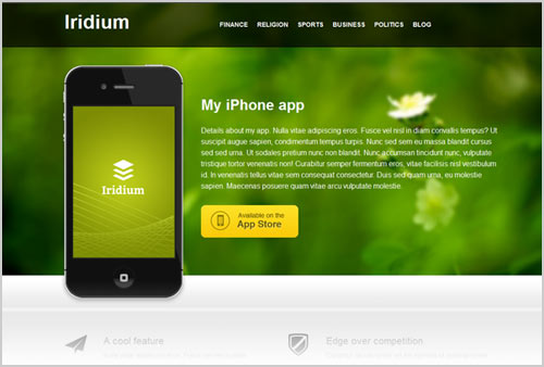 Best-&-Professional-Free-Business-Iphone-Wordpress-Themes-of-2012-16