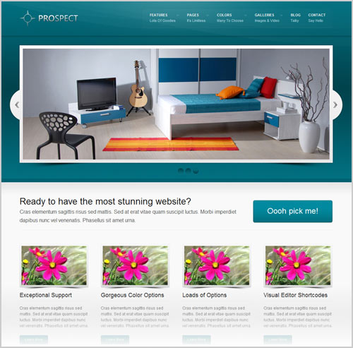 Best Professional Free Business Wordpress Themes Of