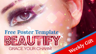 Free-PSD-Fashion-Make-up-Poster-Design-Template-F