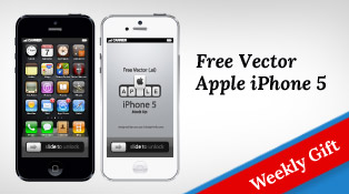 Free-Vector-Apple-iPhone-5-Mock-Up