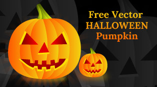 Free-Vector-Halloween-Pumpkin-ai-eps