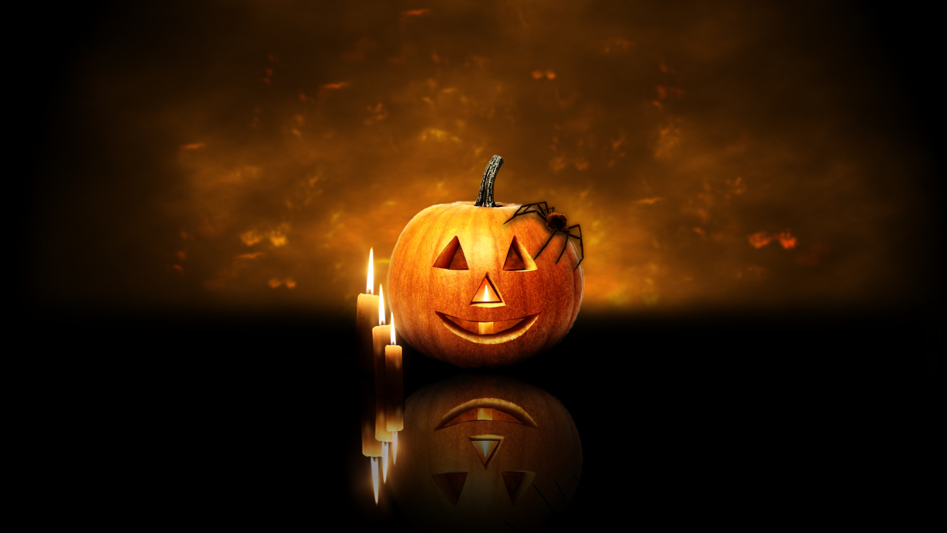 Wallpapers Full Hd Para Halloween Muylinux
