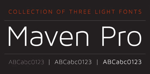 Marven-Pro-New-Best-Beautiful-Free-Fonts-2012