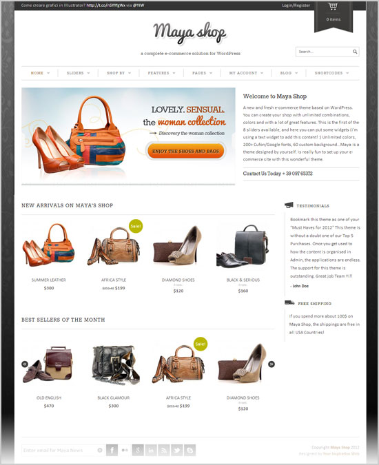 Best-&-Latest-Premium-WordPress-E-Commerce-Themes-of-Oct-2012-24