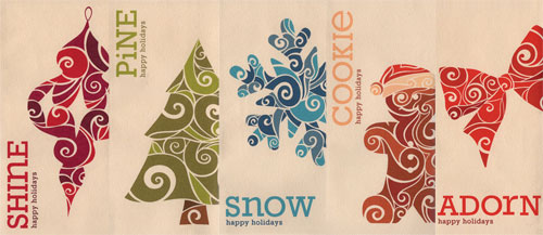 Christmas-Holiday-Chocolate-Bars-Packaging-Design