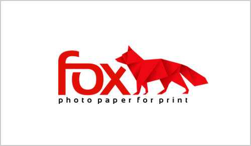 Cool-&-Creative-Fox-Photo-Paper-Logo-Design-For-Inspiration
