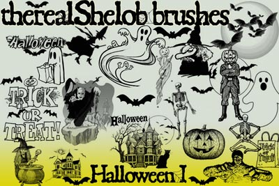 Free-Halloween_2012_Photoshop_Brushes-Pack