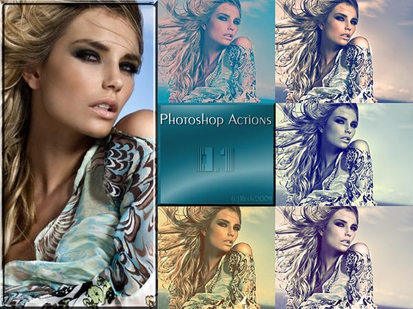 Free Photoshop Actions pack For Photographers 30 High Quality Free Photoshop Actions For Amazing Photo Effects