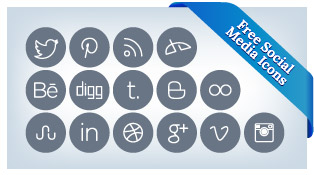 Free-Simple-Sleek-Social-Media-Icons-Pack-2012