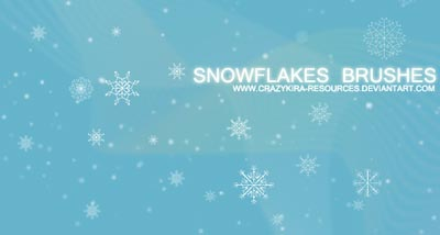 Free-Snowflakes_Christmas_Brushes
