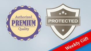 Free-Vector-Premium-Shield,-Badges-&-Stamps