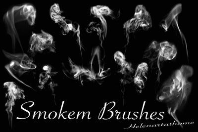 Free-smoke_brushes-Photoshop
