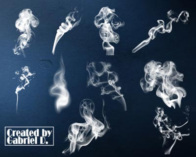 Free-smoke_brushes_Photoshop