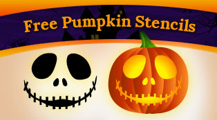 halloween free scary pumpkin carving patterns 2012 10 scary pumpkin carving templates - Free Scary Halloween Pumpkin Carving Patterns