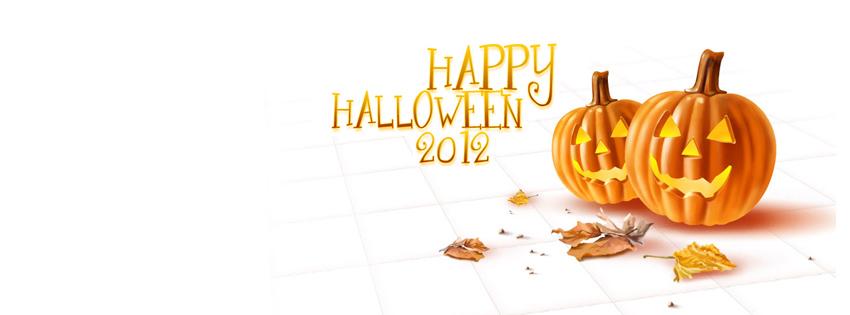Happy Halloween 2012 Pumpkins Fb Covers
