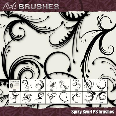 Spiky_Swirls_Photoshop-Brushes-Free