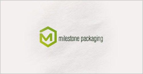 milestone-packaging-Logo-design
