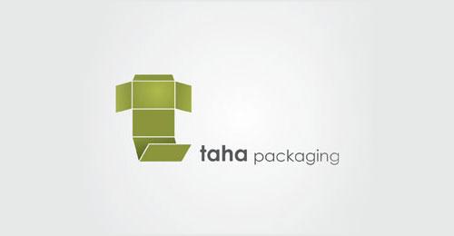 taha-packaging-logo-design-inspiration